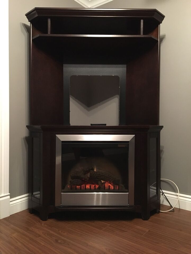 oaks with pdx wayfair fireplace furniture stand tv cleveland reviews gracie stands