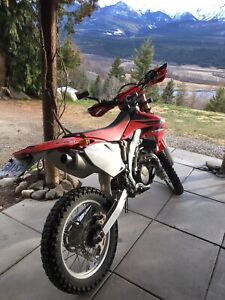 For sale CRF450X