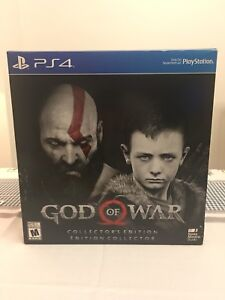 God Of War Collectors Edition $180 OBO, (UNUSED GAME CODES)