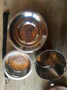 XLarge Breed Dog dishs