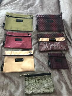 Mimco Pouches & Coin Purse - 7 Items NEW