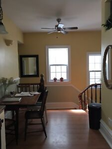 Seeking sublet for north end apartment