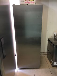 Commercial upright freezers