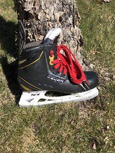 Bauer Supreme One .7 Skates Size 5.5 D Hockey Skates