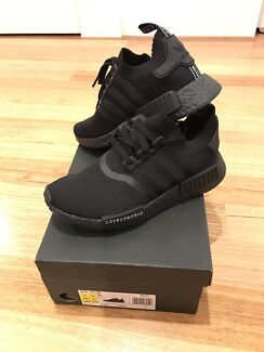 Adidas Original NMD R1 PK triple black size US 6