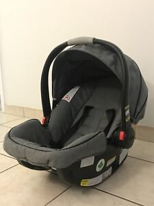 Graco click connect car seat with base