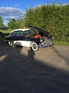 1951 buick special with fire ball straight 8