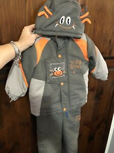 Size 3 boys Luv Gear warm snowsuit EUC