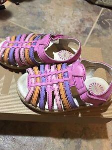 Ugg girl sandals