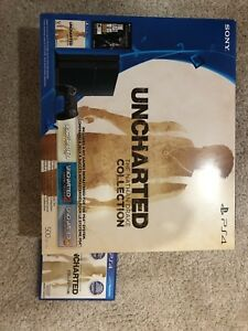 Barely used: PlayStation 4 Uncharted Collection