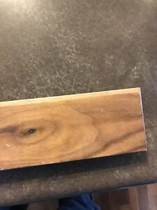 2.5 inch walnut natural from Mirage