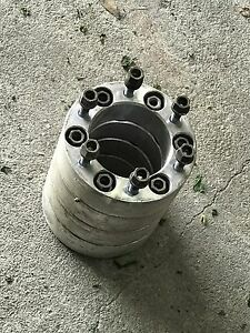 Gmc/chevy wheel spacers