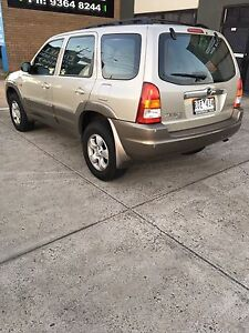 Mazda Tribute 2002>>>RWC AND REGO<<<4 wheel drive & AUTO & 165,000 km East Melbourne Melbourne City Preview