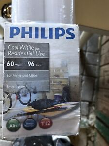 Philips Cool White Fluorescent Bulbs
