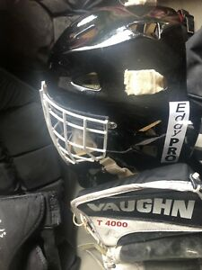 Men's Goalie Equipment Pro Full Set