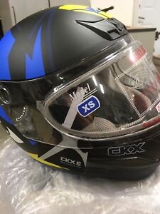 Brand new kids youth snowmobile helmet