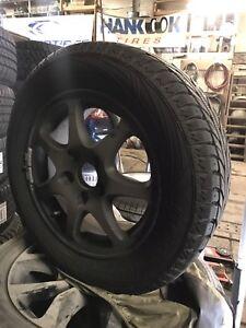 Honda/Nissan/Toyota Winter Tires+AlloyRim Set of 4 - 15s
