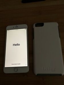 iPhone 6plus 64GB unlocked with otter box case