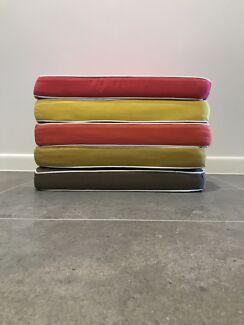 14 x FREEDOM Chair Cushions/ Chair Pads