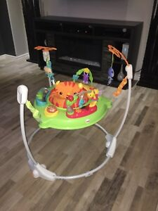 Exersaucer perfect condition