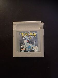 Pokemon Silver Gameboy game