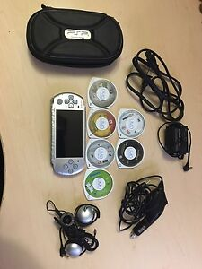PSP-3001 and Accessories