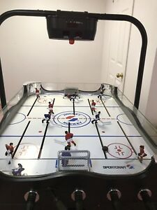 Electric Hockey table