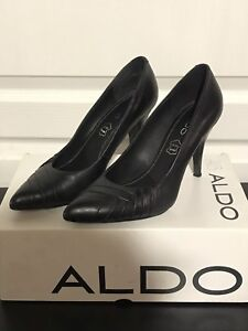 8edf956683 Aldo Black Pumps | Kijiji - Buy, Sell & Save with Canada's #1 Local ...