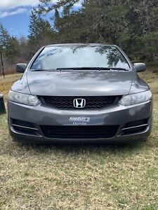 2009 Honda Civic Coupe 50,000 kms!!