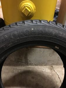 Brand new Snow tires 18 inch Yokohama
