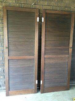 Louvre doors & Wardrobe Doors   Building Materials   Gumtree Australia Wollongong ...