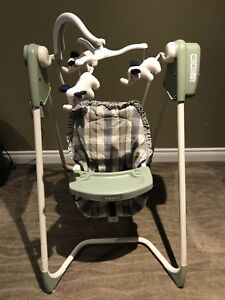 Graco Swing Open Top™ - 6 Speeds