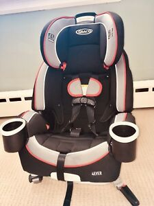 Graco 4ever - 4 in 1 car seat (ROTHESAY)