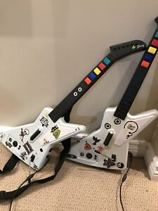 Guitar Hero for Xbox 360 - Guitars only
