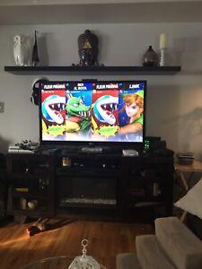 Foyer meuble de tv