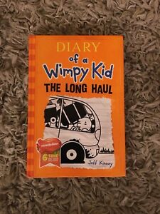 Hardcover Diary of a Wimpy Kid #9
