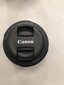 Cannon 50mm lens, Sigma 24mm lens and accessories