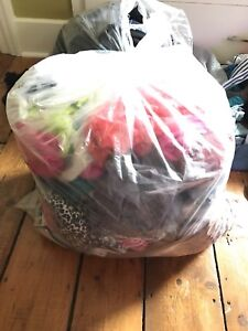 Bag of ladies clothes size small