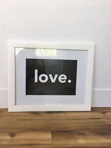 Love wall photo!