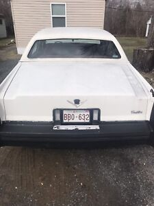 1979 Cadillac sedan deville sold ppu