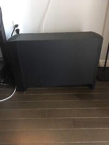 Bose surround sound system home theatre