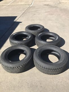 265/65/17 Dunlop AT22 tyres new suit land cruiser ford ranger hilux