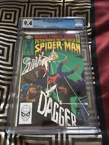Spectacular Spider-Man 64: 1st Cloak and Dagger 9.4 Grade!