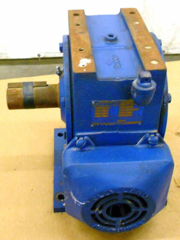 CLEVELAND WORM GEAR SPEED REDUCER, SIZE 40E, 25A SERIES, 1750 RPM