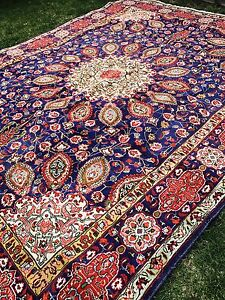 Unique Persian Rug 11 x 14