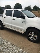 Toyota Hilux SR 2008 Sandford Clarence Area Preview