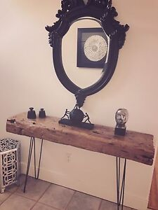 Barn wood rustic Console / sofa tables