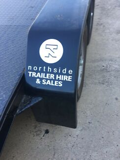 Car trailer for hire WE TOW TOO