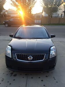 2009 Nissan sentra with brand new all season tires