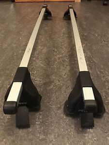 Prorack P-Bar Adjustable Roof Racks Box Hill South Whitehorse Area Preview